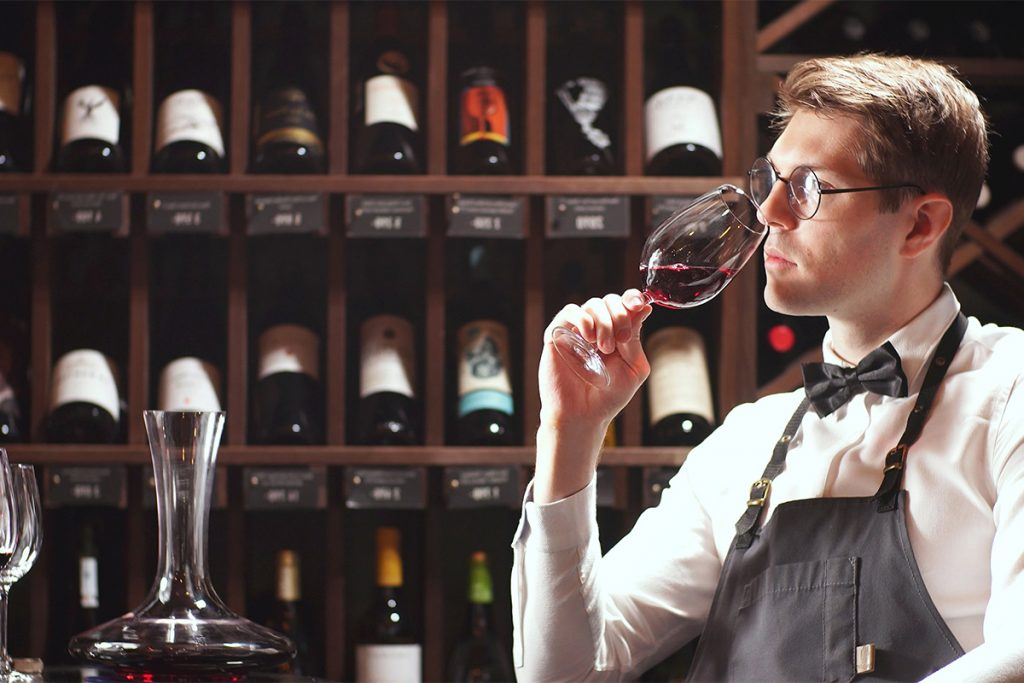 How To Be A Sommelier